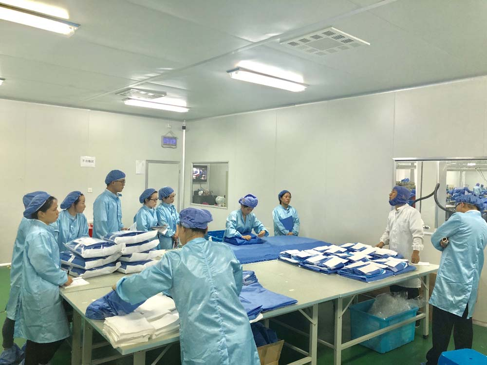 The training of product professional knowledge and basic skills in MedPurest