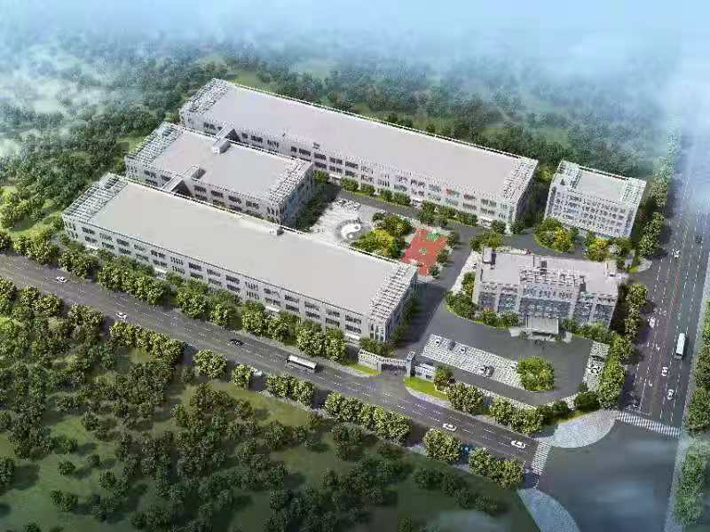 The groundbreaking ceremony of the new factory of Medpurest was held successfully