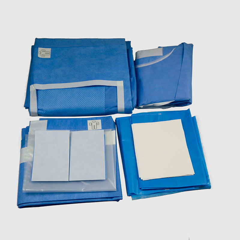 Disposable Coronary Artery By Pass Surgical Pack