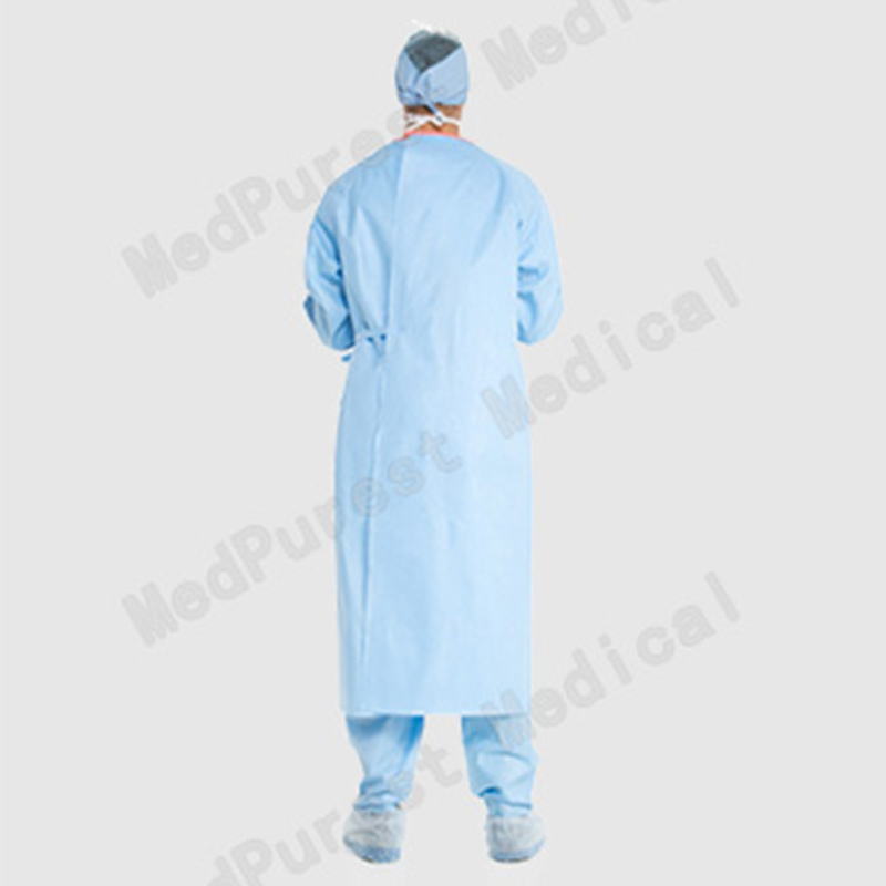 Poly-Reinforced Surgical Gowns