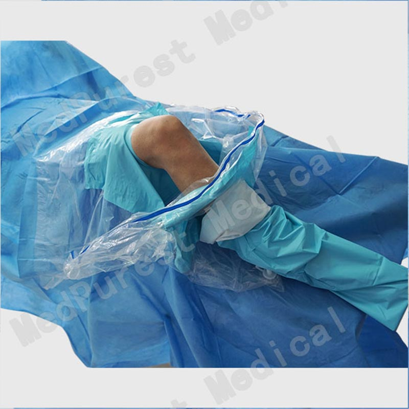 Knee Arthroscopy Surgical Drapes