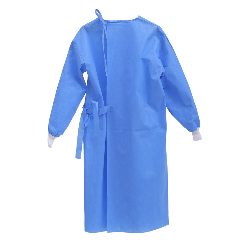 Non-Reinforced Surgical Gown