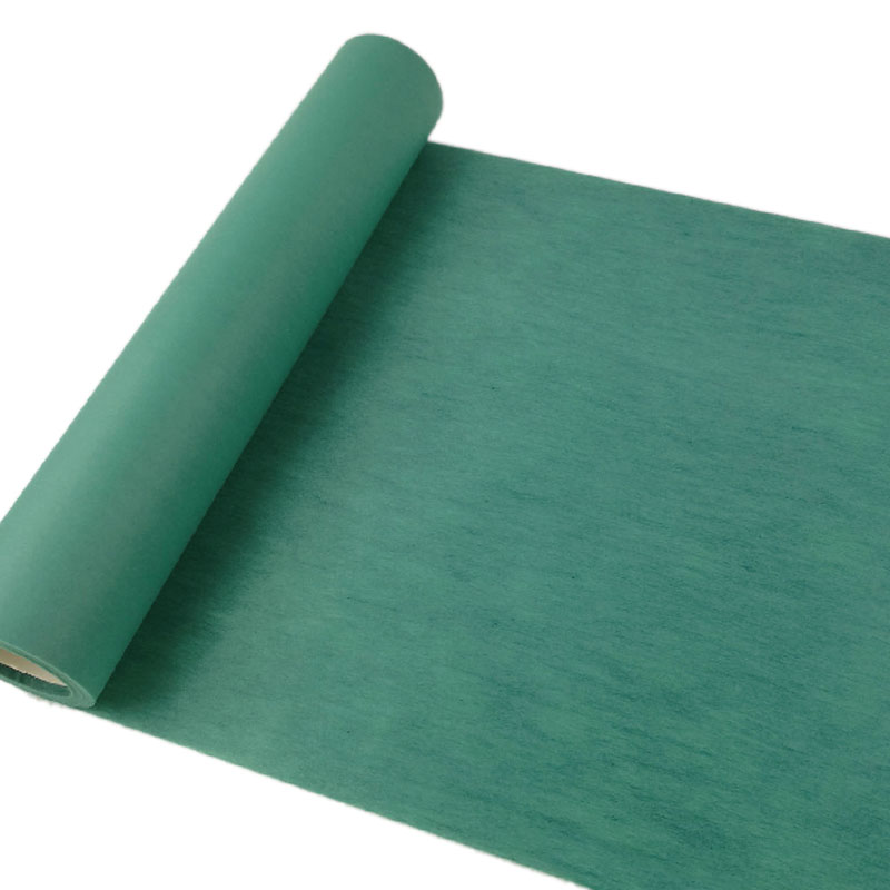 Film Laminated With Nonwoven Raw Medical Material Roll
