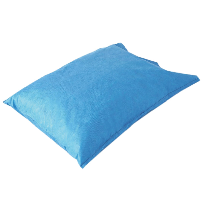 Disposable non-woven pillowcase