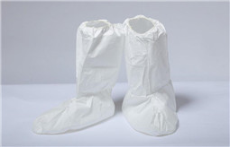Disposable breathable membrane boot