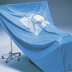 Surgical drapes And the history of the surgical gown