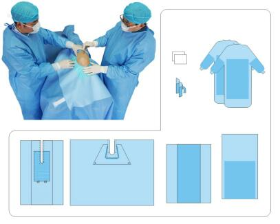 Disposable Shoulder Surgical Pack