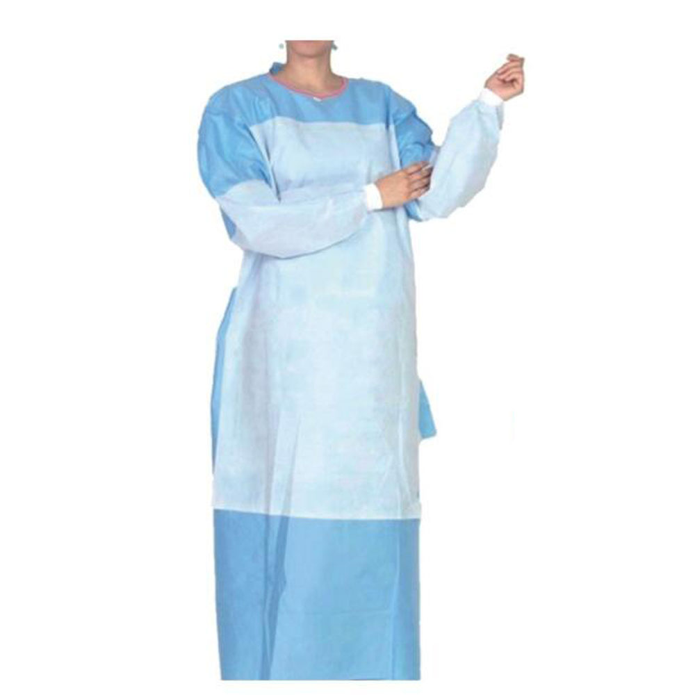 Tri-anti-effects Surgical Gown(Reinforced)