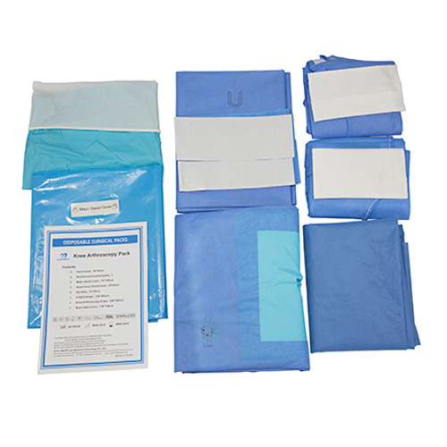 Disposable Arthroscopy Surgical Pack