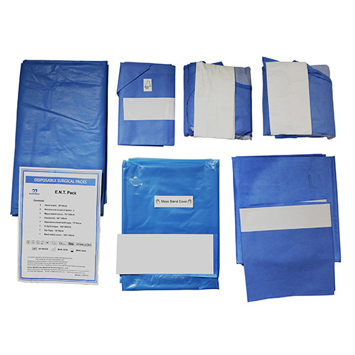Disposable ENT Surgical Pack