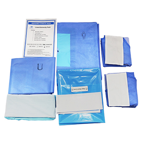 Disposable Lower Extremity Surgical Pack