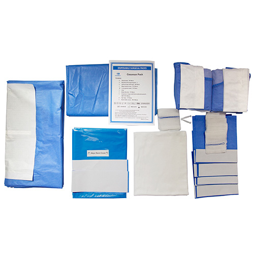 Disposable Caesarean Surgical Pack