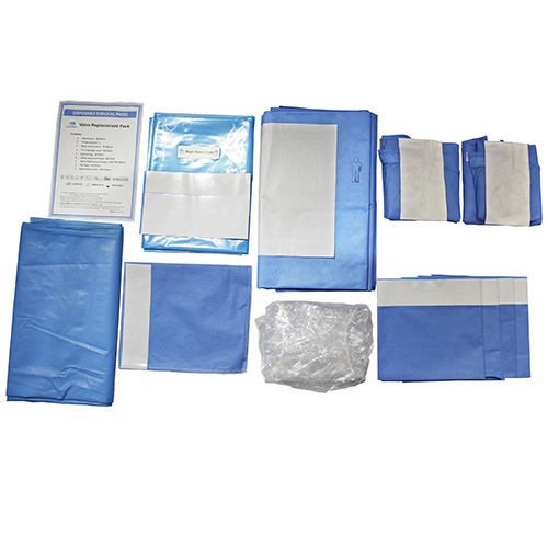 Disposable Cardiac Valve Replacement Surgical Pack