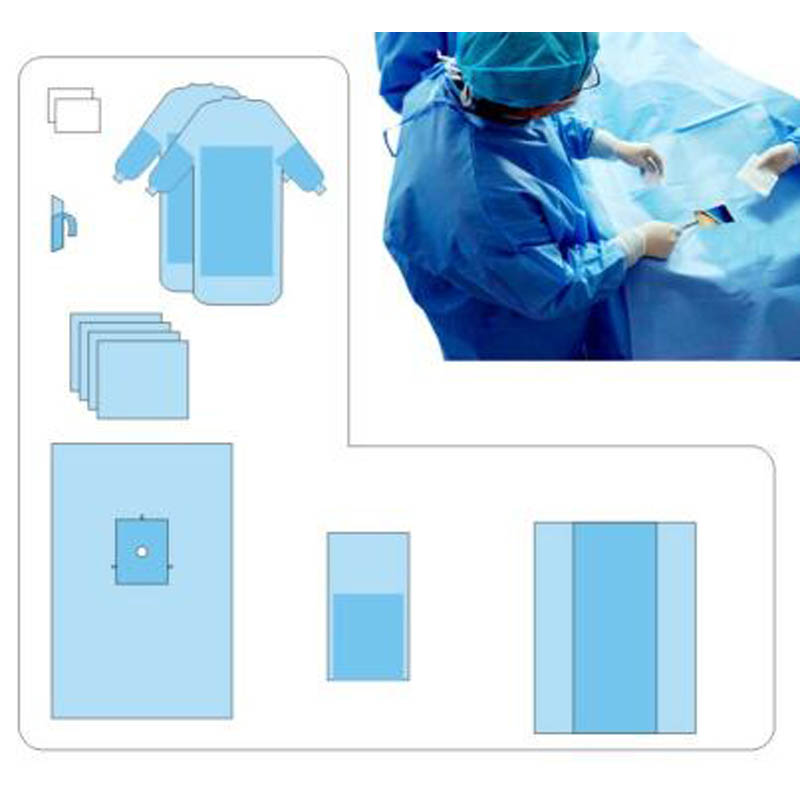 Disposable Thyroid Surgical Pack
