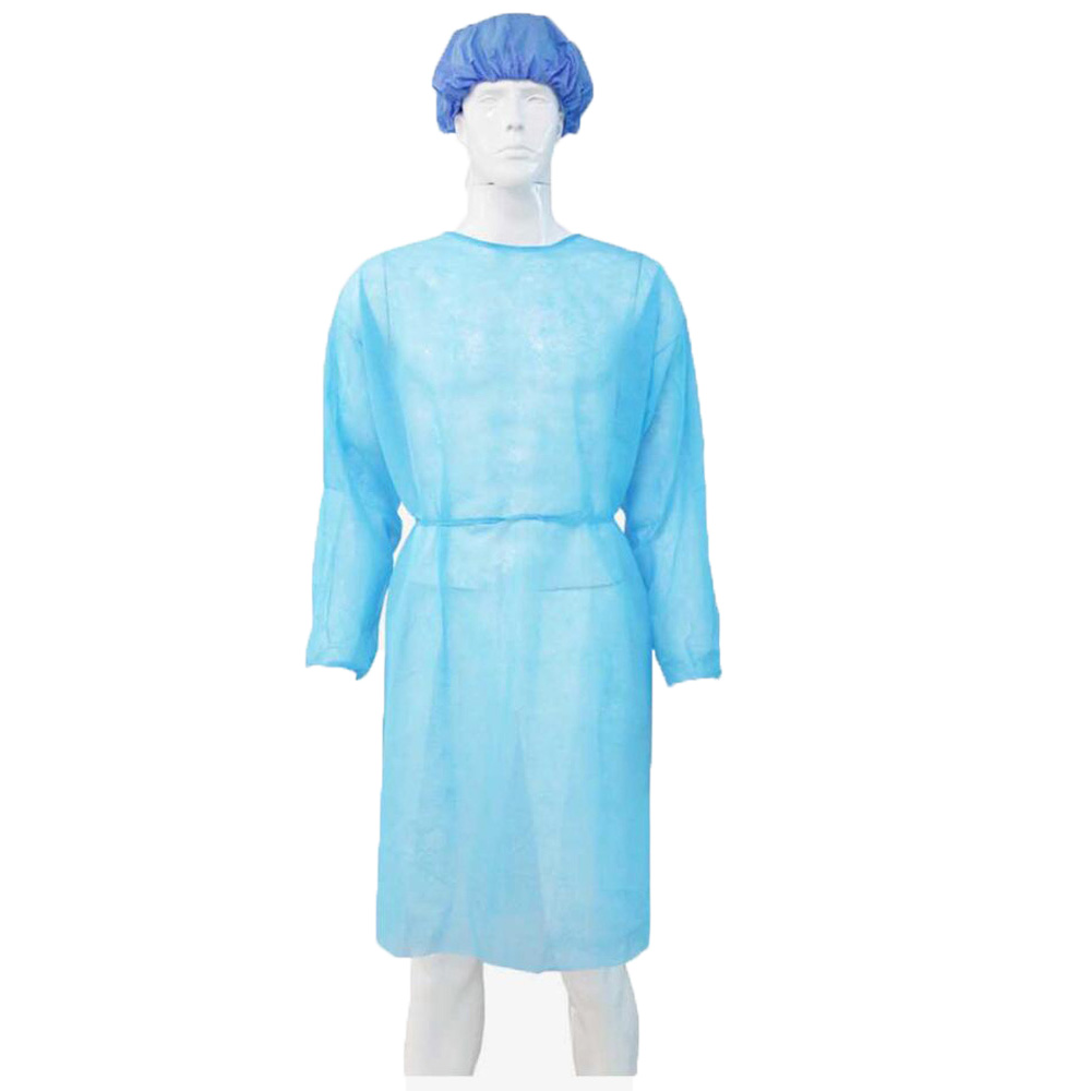 Disposable Isolation Suit (PP)