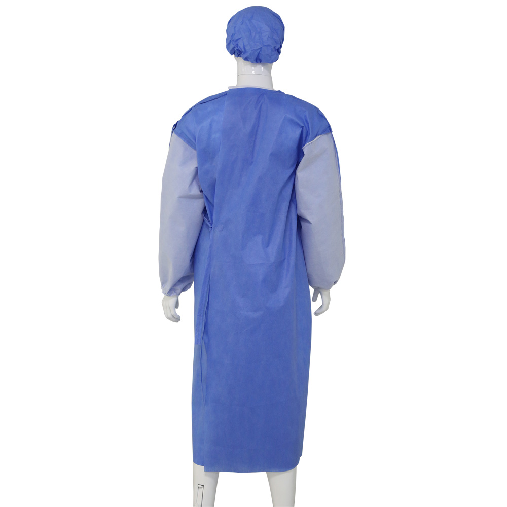 SMS Surgical Gown(Reinforced)