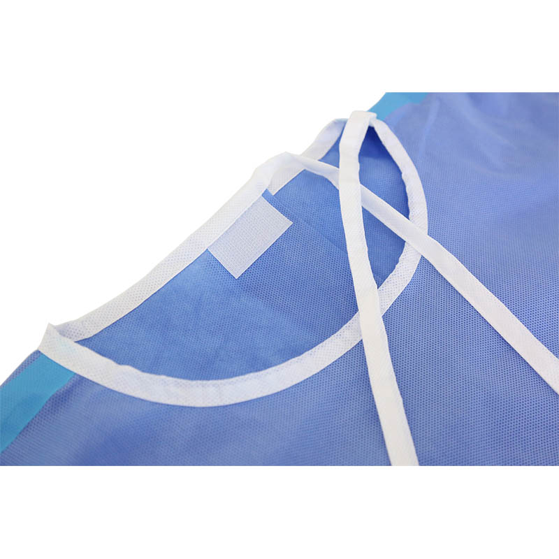 Use of Disposable Non Woven Woven-Made Into  Isolation Gown And Surgical Gown